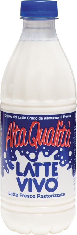 latte fresco pastorizzato