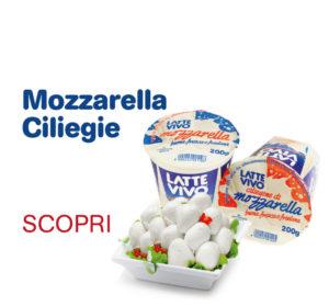 mozzarella ciliegie lattevivo